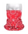 Feest boeren zakdoek print bandana